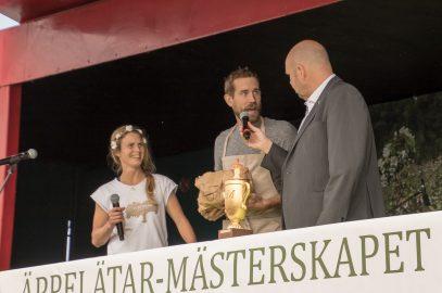 Årets Äppelätar Mästerskap!