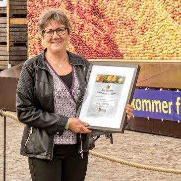 Vinnare av Äppelmarknadens tävling!